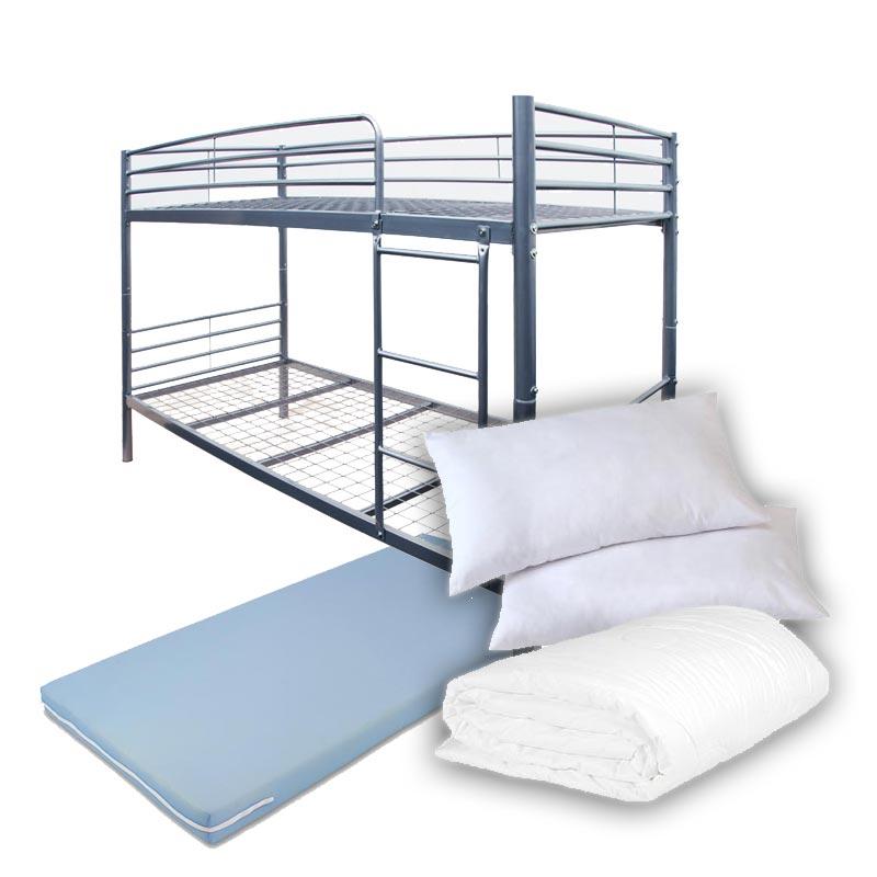 Betten und Zubehör