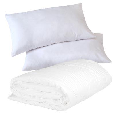 Decken, Kissen - Bettwäsche