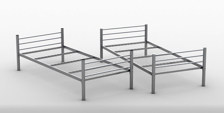 Etagenbett Aus Metall : Etagenbett udo aus metall mein ausstatter