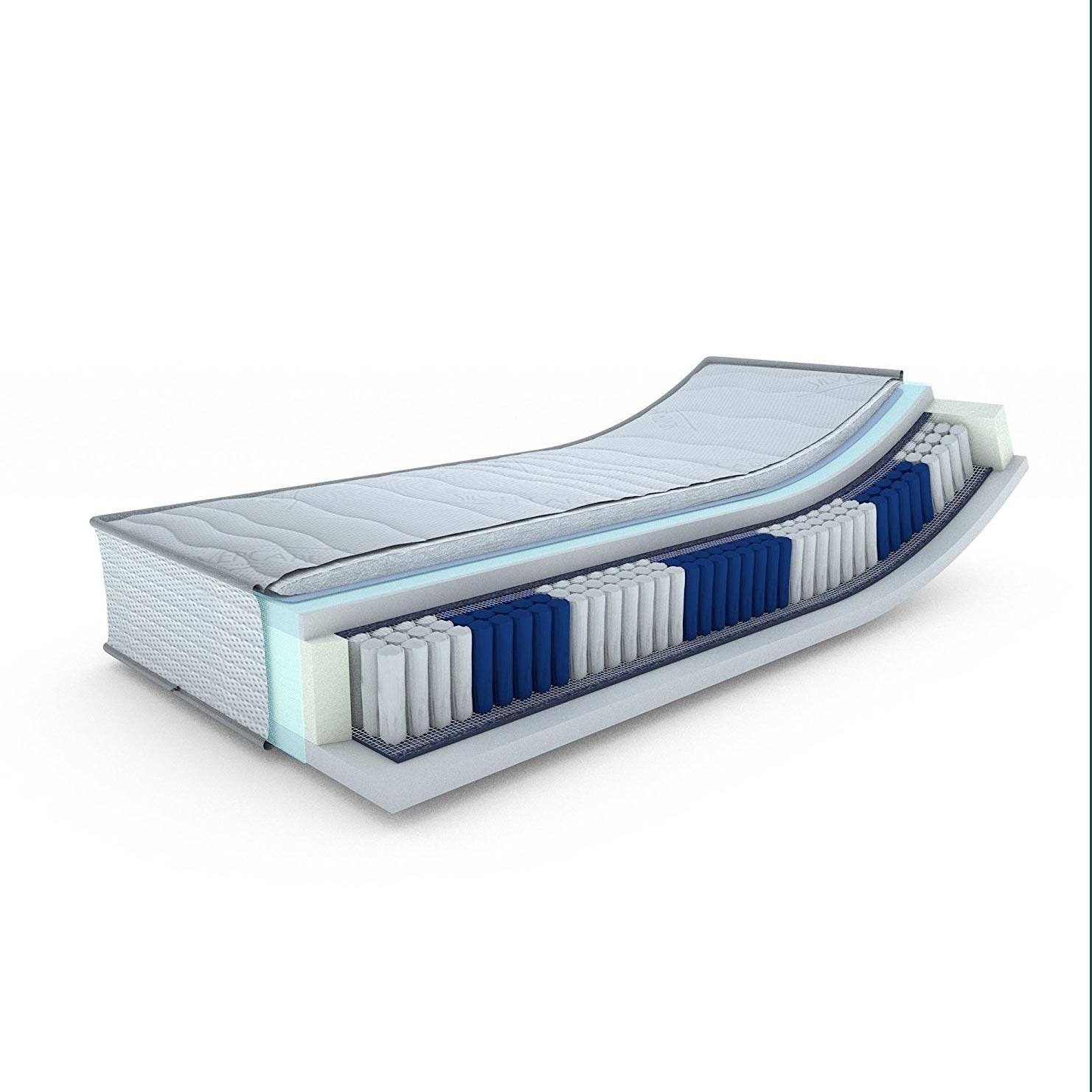 7 zonen taschenfederkernmatratze luna mein ausstatter. Black Bedroom Furniture Sets. Home Design Ideas