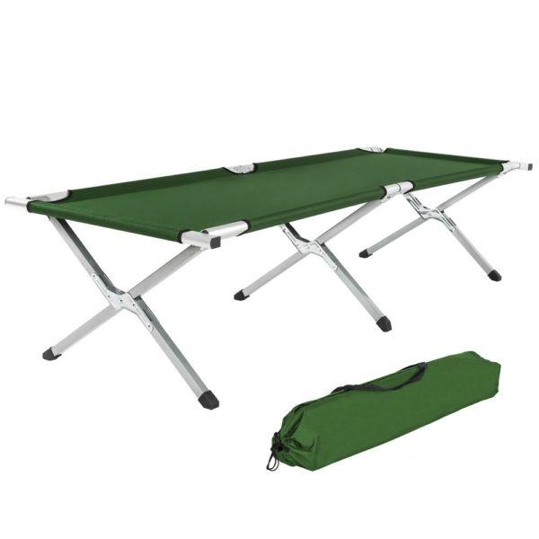Feldbett-LUTZ in grün