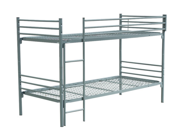 Doppelstockbett aus Metall Toni