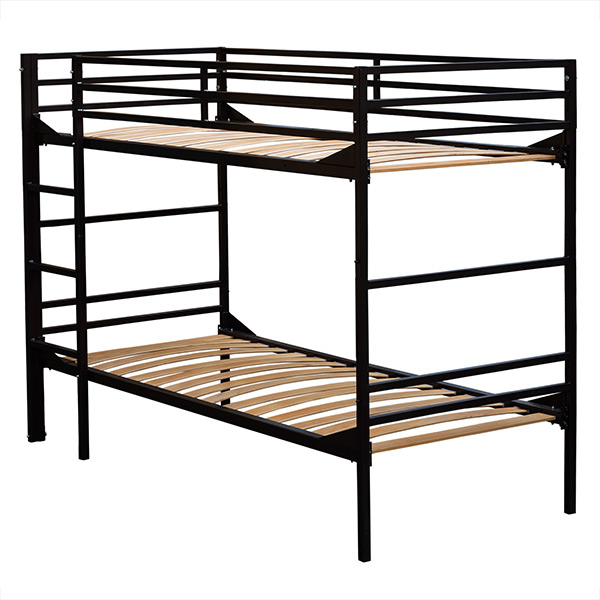 Etagenbett Doppelstockbett Hans aus Metall