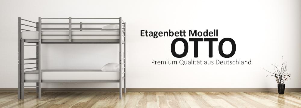 Etagenbett Modell OTTO - Premium Qualität aus Deutschland