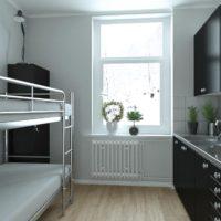 Metall Etagenbett Wohneispiel UDO in Küche