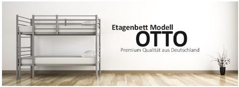 Stockbett Modell OTTO