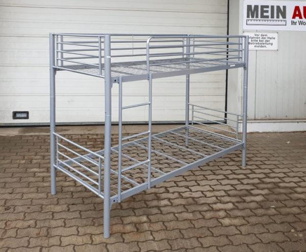Stockbett aus Metall Modell SVEN