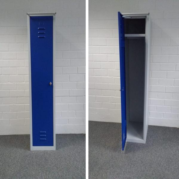 1-Kammer-Spind-Blau-Weiss